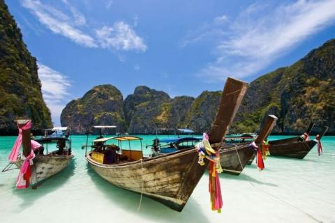 Phi Phi Island Boats